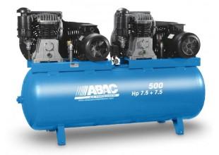 ABAC B6000/500 T7,5 TANDEM