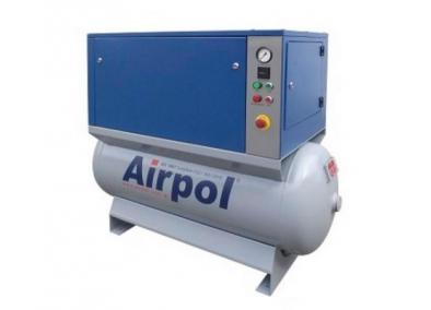 Спиральный компрессор на ресивере AIRPOL